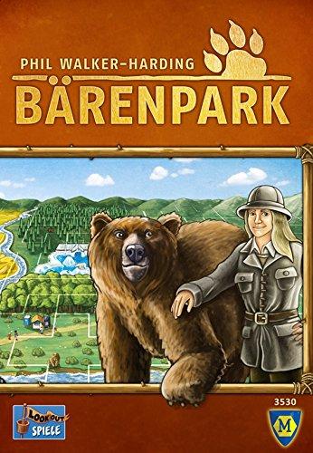 Mayfair Games Bärenpark Board Game