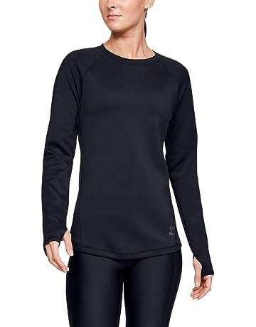 M/élange Synth/étique Salomon Femme T-shirt de Course /à Longues Manches Lightning HZ