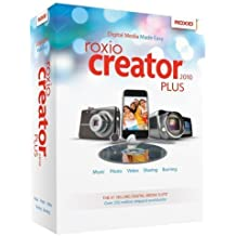 Roxio Creator 2010 Plus