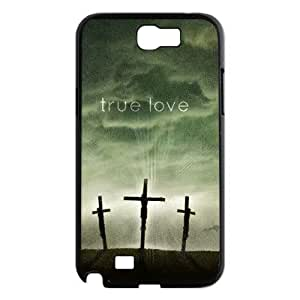 Cross Personalized Cover Case for Samsung Galaxy Note 2 N7100,customized phone case ygtg548639