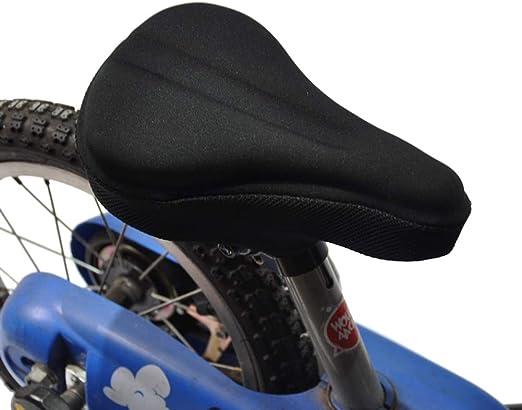 HeiHy - Cojín para Asiento de Bicicleta, cómodo Asiento de ...