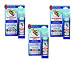 Badger SPF 35 Plus Sunscreen All Season Face Stick Unscented -- 0.65 oz (3-Pack)