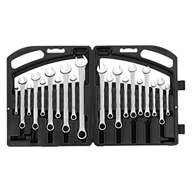 Stanley 85-783 20 Piece Matte Finish Combination Wrench Set
