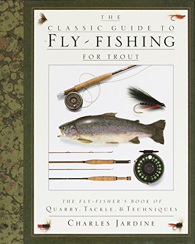 Here is the complete history of angling, as well as a comprehensive guide to every aspect of the sport: advice on tackle and accessories, instructions on casting and fly-tying, tips on locating likely trout spots, and more. Full-color photos.Part his...
