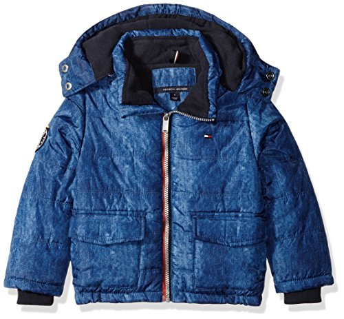 8b32d2386 Tommy Hilfiger Boys' Richard Puffer Coat - Buy Online in UAE. | Apparel  Products in the UAE - See Prices, Reviews and Free Delivery in Dubai, Abu  Dhabi, ...