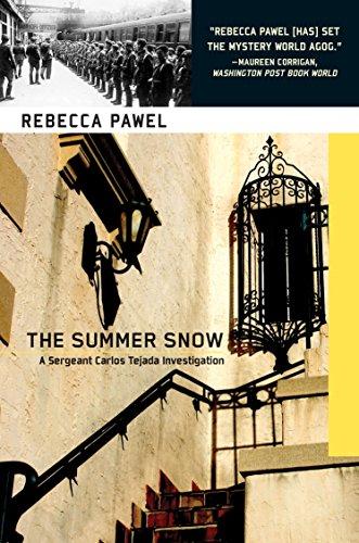 The Summer Snow (Sergeant Tejada Investigations)