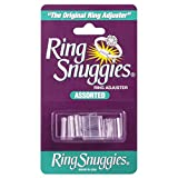 Ring Snuggies Ring Sizer or Assorted Sizes Adjuster Set of Six Per Pack