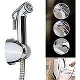 Multifunktionshand Toilette Spray Bidet Sprayer Wand befestigter Dusche-Kopf-Set