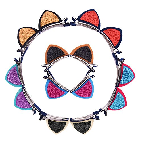 Cat Ear Clips Toddler
