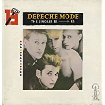 Depeche Mode The Singles 81-85 1985 Yugoslavian vinyl LP LL1392