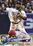 2018 Topps Update and Highlights Baseball Series #US245 Jose Pirela San Diego Padres Official MLB Trading Card