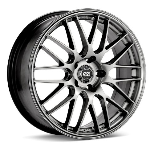 Enkei EKM Hyper Silver Wheel (18x8