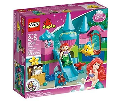 LEGO Duplo Princess 10515 - Arielles zauberhaftes Unterwasserschloss