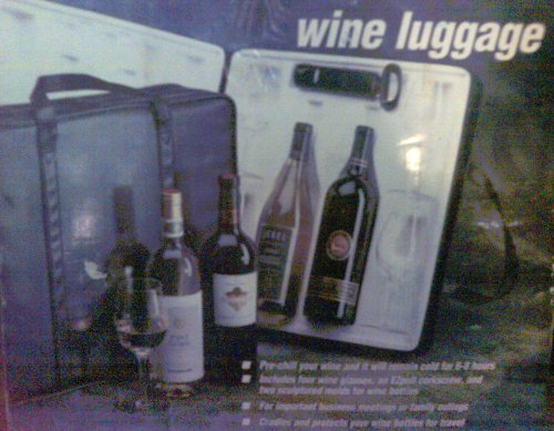 UPC 031333010695, Wine Enthusiast Wine Luggage