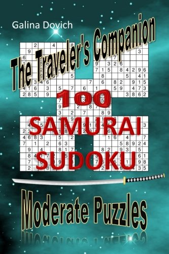 The Traveler's Companion: 100 SAMURAI SUDOKU Moderate Puzzles (Volume 9) pdf epub