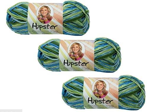 Top hipster yarn
