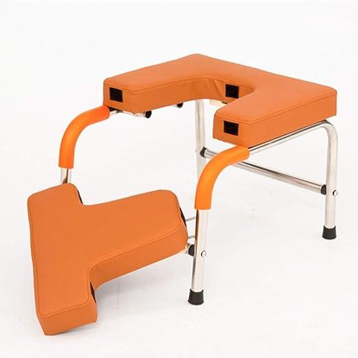 Yoga de la silla Inversion parada de cabeza Bench Base Cero ...