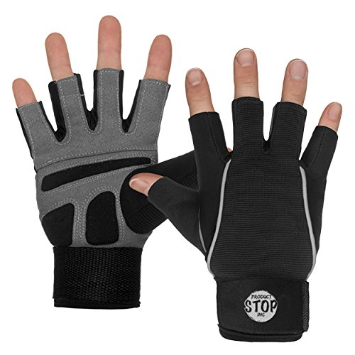 Fingerless Lifting Weightlifting Crossfit Exercise product image