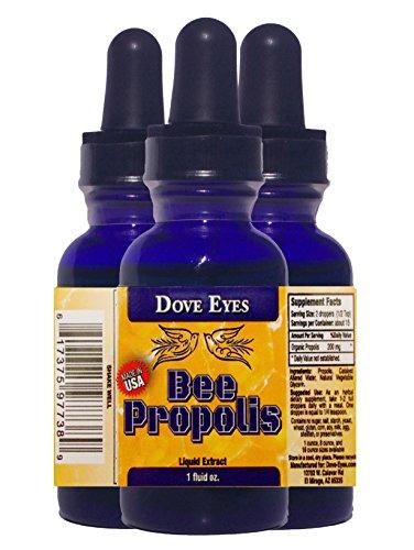PROPOLIS DOVE Organic Liquid Extract