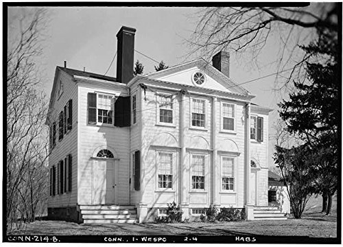 Photo: Jessup House,Westport,Fairfield County,Connecticut,CT,HABS,United - Westport Images Ct