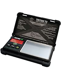 Buy ONE - My Weigh Triton T3 400g x 0.01g Digital Scale w/Rubber Case - TOUGH! by Triton online
