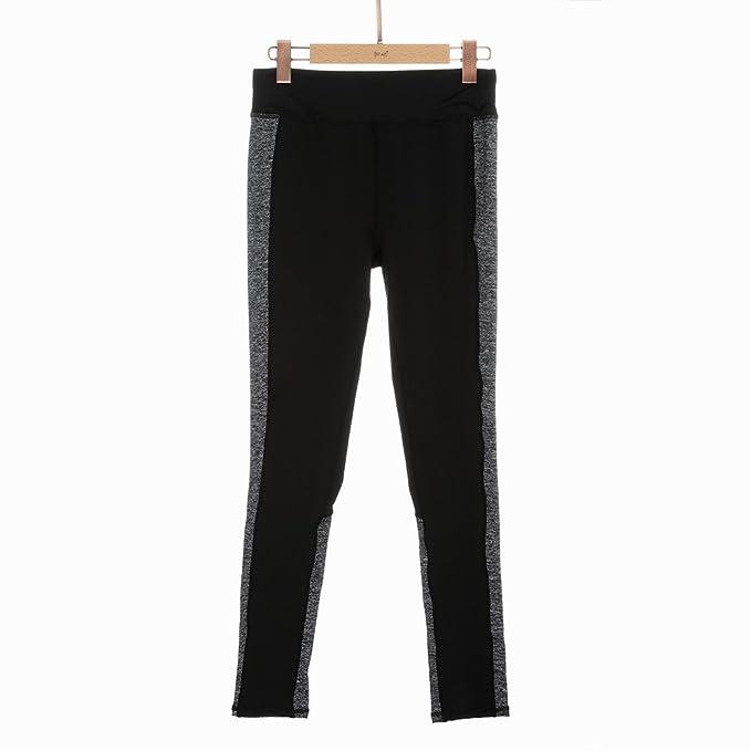 Amazon.com: OSTELY - Pantalones de yoga para mujer, color ...