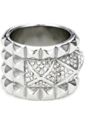 Juicy Couture Pyramid Band Ring, Size 7