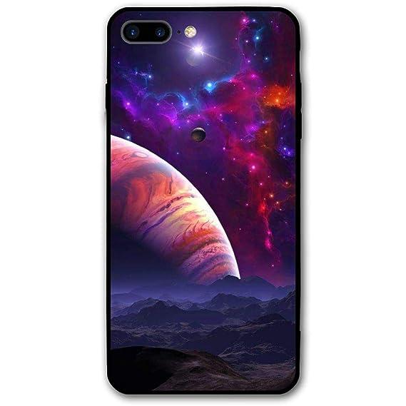 Amazon Com Case For Iphone 7 Plus Celestial Wallpaper Slim