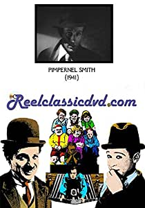 PIMPERNEL SMITH (1941) with Trailer