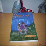 Quant à Moi, Bragger, Jeannette D. and Rice, 0838405940