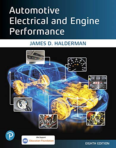 Automotive Electrical and Engine Performance (8th Edition) (Pearson Automotive Series)