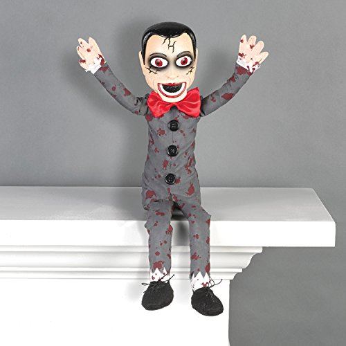 Scary Ventriloquist Dummy Costumes - Sitting Ventriloquist