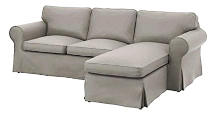 Amazon Com The Dense Cotton Ektorp Loveseat 2 Seater Chaise