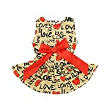 CuteBone Dog Dress XS DR03XS-CA
