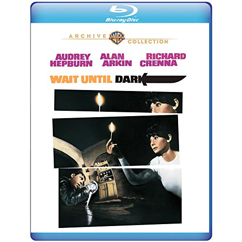 Wait Until Dark (1967) [Blu-ray]