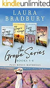 The Grape Series : Books 5-8 Plus Extra Material