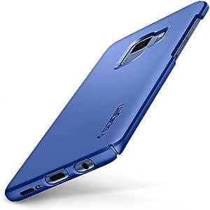 جالكسي اس 9 , Galaxy S9 , كفر من سبيجن ثين فيت مع سطح مطفي أزرق