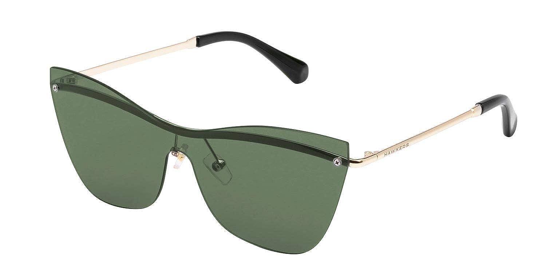 HAWKERS · COLLINS · Gold · Green Bottle · Gafas de sol ...