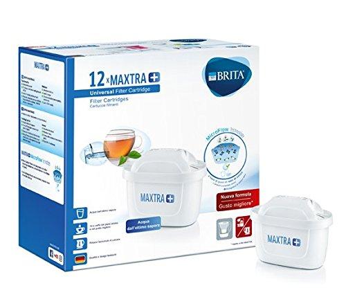 44 opinioni per Brita 1025126 Confezione Filtri Maxtra+, 12 Unità