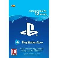 PlayStation Now - Suscripción 12 Meses | Código