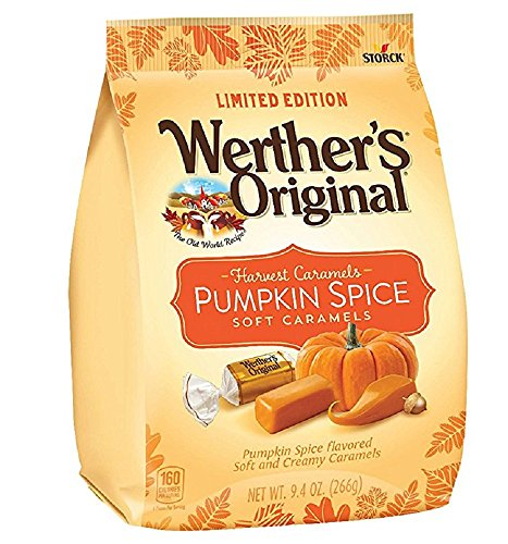 Werther's Original Pumpkin Spice Soft Caramels