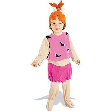 The Flintstones Pebbles Kids Costume  sc 1 st  Amazon.com & Amazon.com: The Flintstones Pebbles Kids Costume: Toys u0026 Games