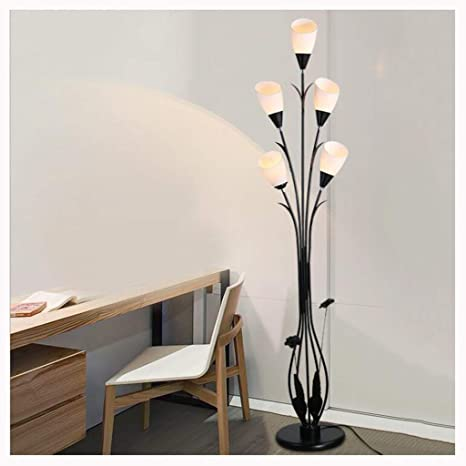 BEI-YI Lámpara de pie Creativa Moderna Lámpara de pie de ...