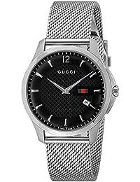 Watch G Timeless Black Dial Ya126308