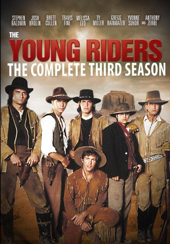The Young Riders: The Complete Third Season -
