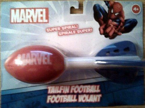 Marvel Spiderman Tailfin Football