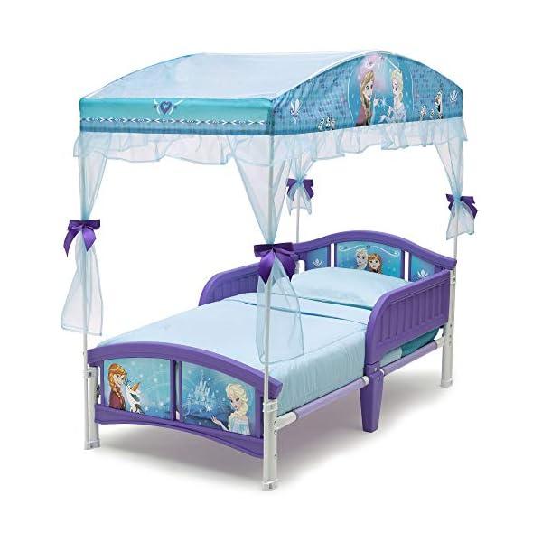 Delta Children MySize Toddler Bed 3