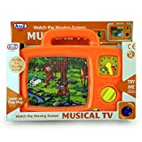 Musical TV Toy With Moving Screen Suitable From 12 Months