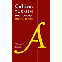 Collins Turkish Essential Dictionary: Bestselling bilingual dictionaries