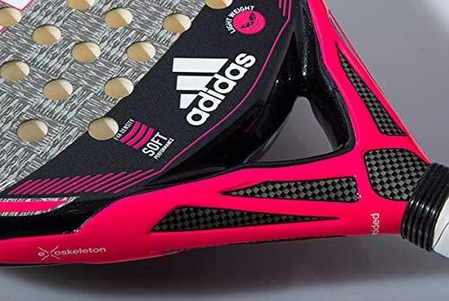 adidas Adipower - Raqueta de pádel para niña (1,9 cm), Color Rosa ...